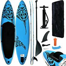Longziming - Aufblasbares Stand Up Paddle Board