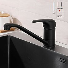 Lonheo Küchenarmatur Niederdruck, Wasserhahn für