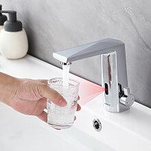 Lonheo Sensor Wasserhahn Bad Waschtisharmatur