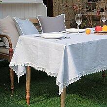 Lonzer Festival-Tischdecke Home Tischdecke Tuch