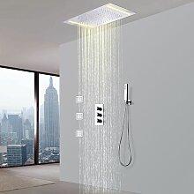 Lookshop ® - Thermostat-Armatur für die Dusche,