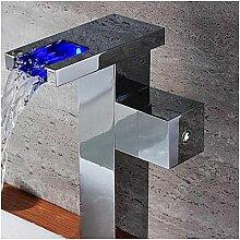 Lookshop ® - Waschtisch-Armatur Wasserfall mit