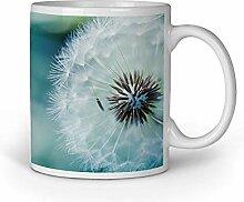 Loomiloo Tasse Dandelion Green Tassen Kaffeebecher