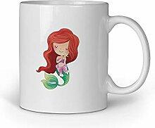 Loomiloo Tasse Little Ariel Tassen Kaffeebecher