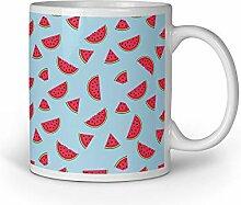 Loomiloo Tasse Watermelon Wassermelone Tassen