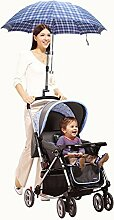 Lorcoo Universal Schirmhalter Regenschirmhalter, Sonnenschirmhalter Regenschirm Halterung für Fahrrad / Rollstuhl / Kinderwagen / Angeln / Golf Trolley