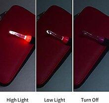 Lorenlli USB Wiederaufladbare Beleuchtete