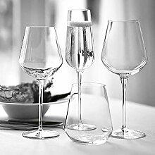 Loroude Rotweinglas Kristallglas Rotweinglas