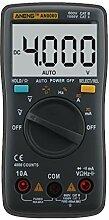 Lorsoul Aneng AN8000 Digital-Multimeter 4000