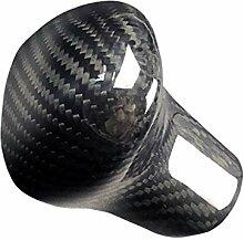 Lorsoul Car Styling Carbon-Faser-Schaltknauf