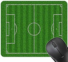 Lorsoul Fuballplatz Gaming Mouse Pad Matte, 24 *