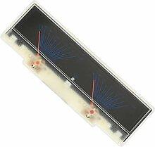 Lorsoul Hochpräzisions-VU-Meter-Panel Dual Analog