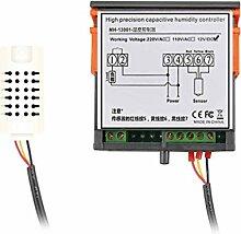 Lorsoul MH13001 Digitale DC12V Luftfeuchteregler,
