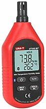 Lorsoul Uni-T UT333BT Thermometer Hygrometer