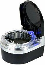 Lostryy Auto-LED-Lichtaschenbecher/Aschenbecher