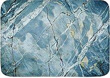 LOSUMIGE Badematte Marmor Exquisite Granit Stein