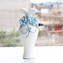 Lotefong Dekorative Keramik Vase Tisch Regal Möbel Interieur Ornament Wohnzimmer Dekoration, 008