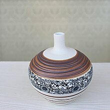 Lotefong Keramische Dekoration Dekoration Dekoration Persönlichkeit Einfache, Moderne Kunst Dekorative Handwerk Vase Kreative Tv-Schrank, C Vase