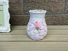Lotefong Vase Dekoration Blumentöpfe Blumen, Rosa