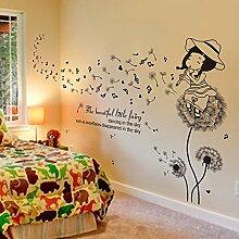 Loterong Kreative Persönlichkeit Baum 3D Acryl Three-Dimensional Wandaufklebern schmücken die Schlafzimmer an der Wand im Wohnzimmer TV-Wand Dekoration Aufkleber, 024 neue Wälder - Sky rosa Blätter schwarz Niederlassungen Links, In