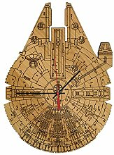 LOTOS Bamboo Star Wars Raumschiff Dekoration 12