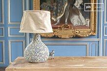 Lotta Mosaik-Lampe