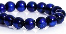Lotto Perle Perlen rund blau 10mm Dekoration Ereignisse Braut Hochzeit DIY Basteln Scrapbooking