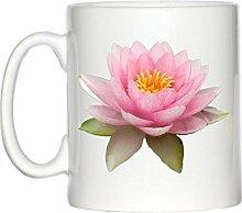 Lotusblüte Bild Design Becher