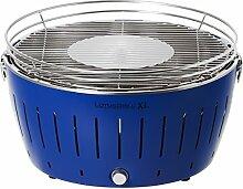 LotusGrill Grill 435 XL, blau, 38 x 38 x 26 cm, G-TB-435