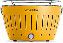 LotusGrill Holzkohlengrill Serie 340, Farbe Korn,
