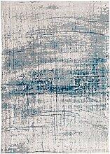 Louis de Poortere Griff Teppich, Baumwolle,