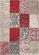 Louis de Poortere Teppich Vintage Antwerpen Rot