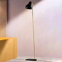 Louis Poulsen VL38 - LED-Stehleuchte, schwarz