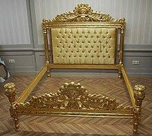 LouisXV Barock Bett Rokoko Louis XV MkBd0071 Antik