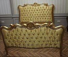 LouisXV Barock Bett Rokoko Louis XV MkBd0074 Antik