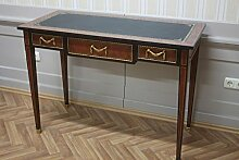 LouisXV Barock Schreibtisch Antik Stil Bureau Plat