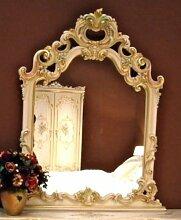 LouisXV Spiegel Antik Stil Wandspiegel für