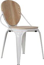 Louix - Stuhl - Weiß