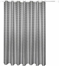 LOUMVE Peva Duschvorhänge Badezimmer 240x200 cm
