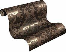 Lounge Barock Rasch Tapete BESTSELLER 156645 gold