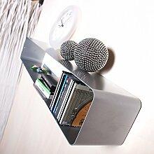 LOUNGE DESIGN CD REGAL CUBE 80cm für ca.70CDs