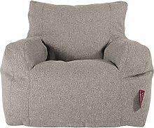 Lounge Pug, Sitzsack Ohrensessel, Interalli Wolle