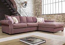Lounge Sofaecke Landhausstil Couch Sitzecke