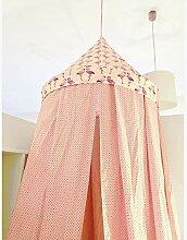 lounge-zone Betthimmel Baldachin FLAMINGO rosa