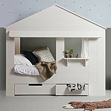 lounge-zone Hüttenbett Kinderbett Hausbett Haus