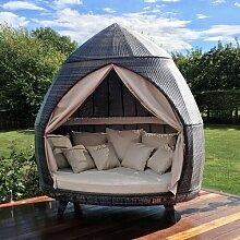 Loungebett Casbah mit Kissen Garten Living