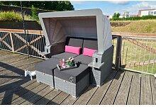 Loungebett Duffey Garten Living