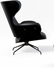Lounger Sessel aus gebeizter Esche von Jaime Hayon