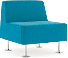 Loungesessel Element Profim Wall In Auswahl Farbe