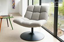 Loungesessel Mesh skandinavisches Design